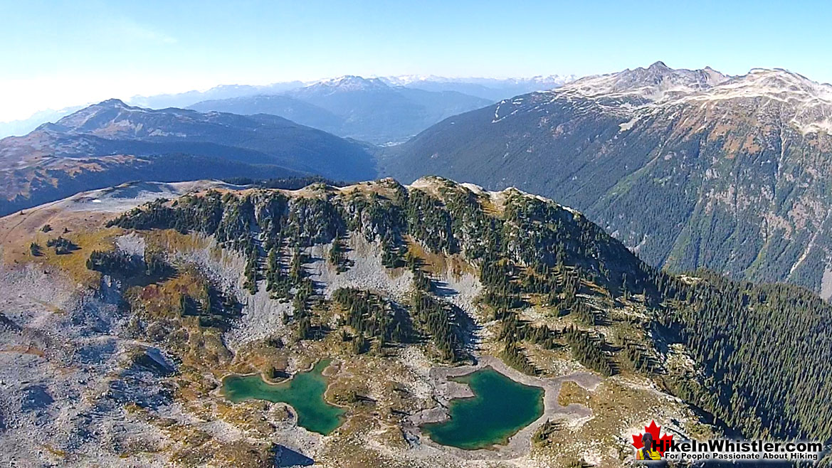 Adit Lakes Whistler and Blackcomb