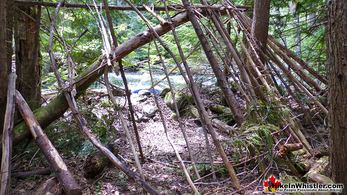 Twentyone Mile Creek Bivouac