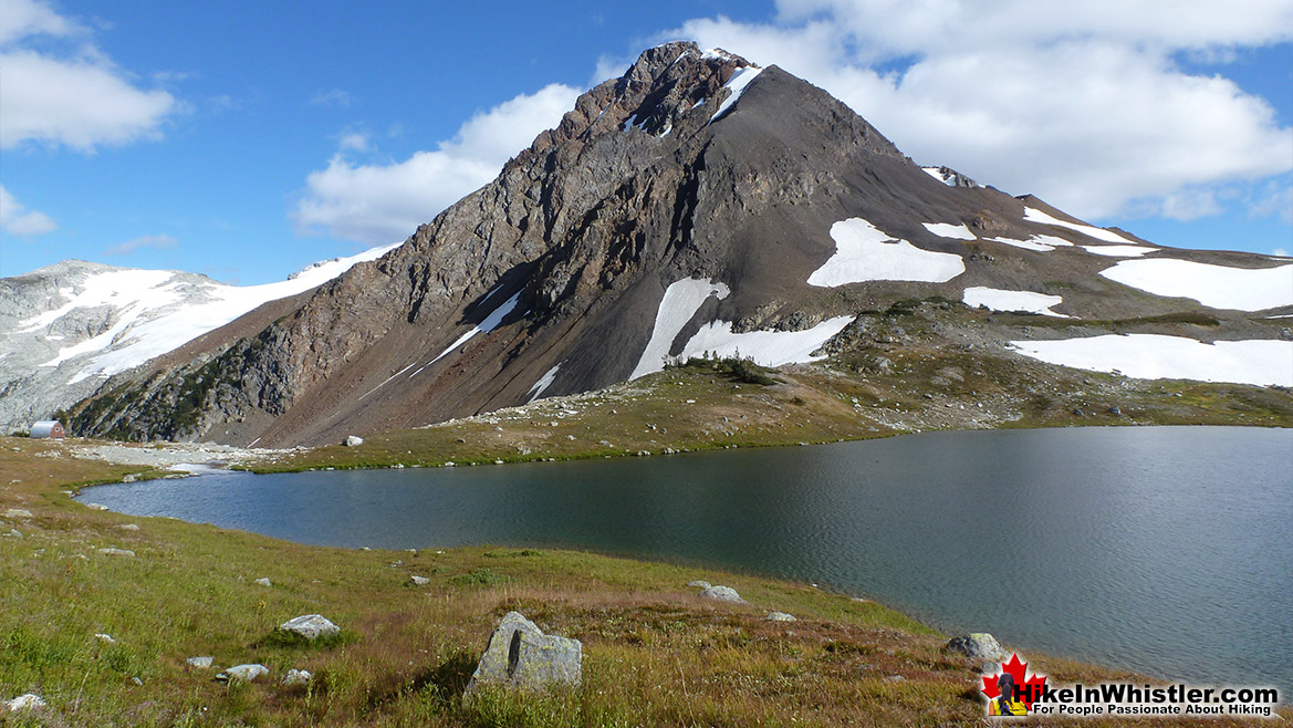 Russet Lake and The Fissile