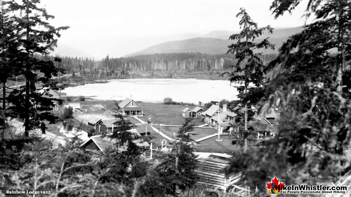 Rainbow Lodge in 1925