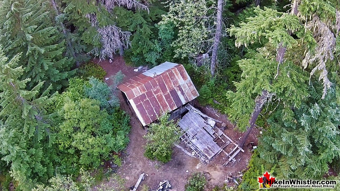 Blue Face House Aerial 21