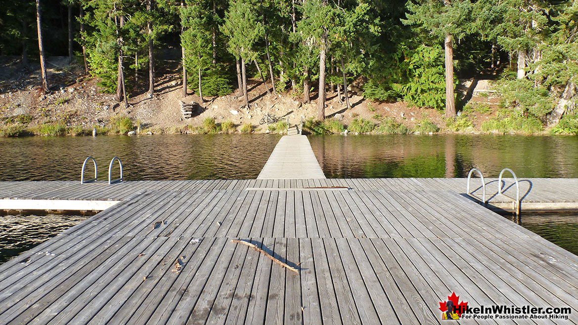 Best Whistler Parks - Lost Lake Park Nudie Dock