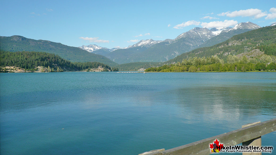 Green Lake Run in Whistler
