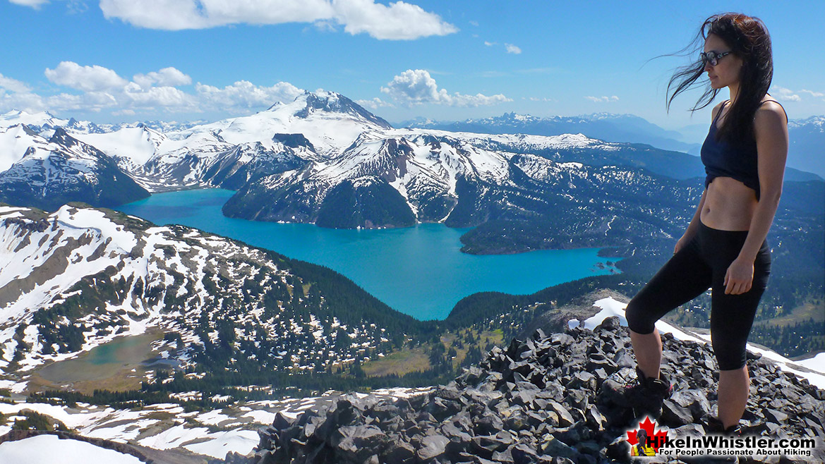 Black Tusk Hike in Whistler