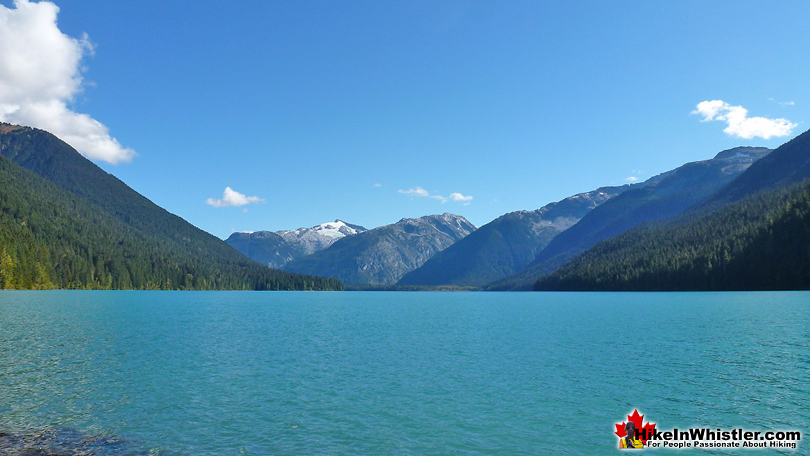 Beautiful Cheakamus Lake