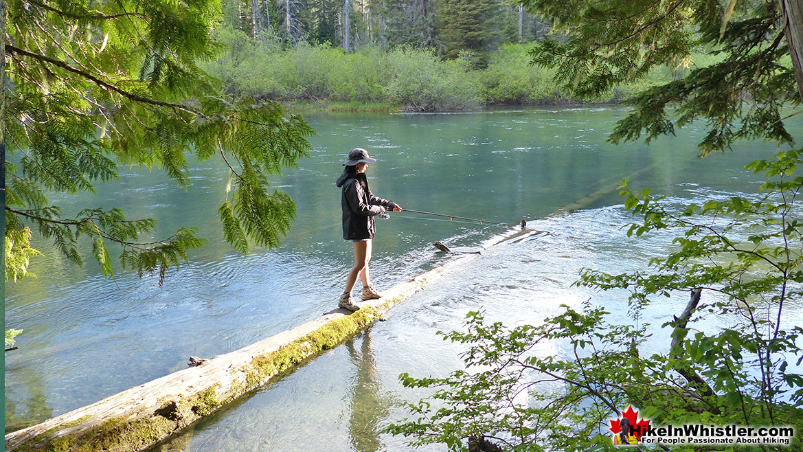 Cheakamus Lake Fishing