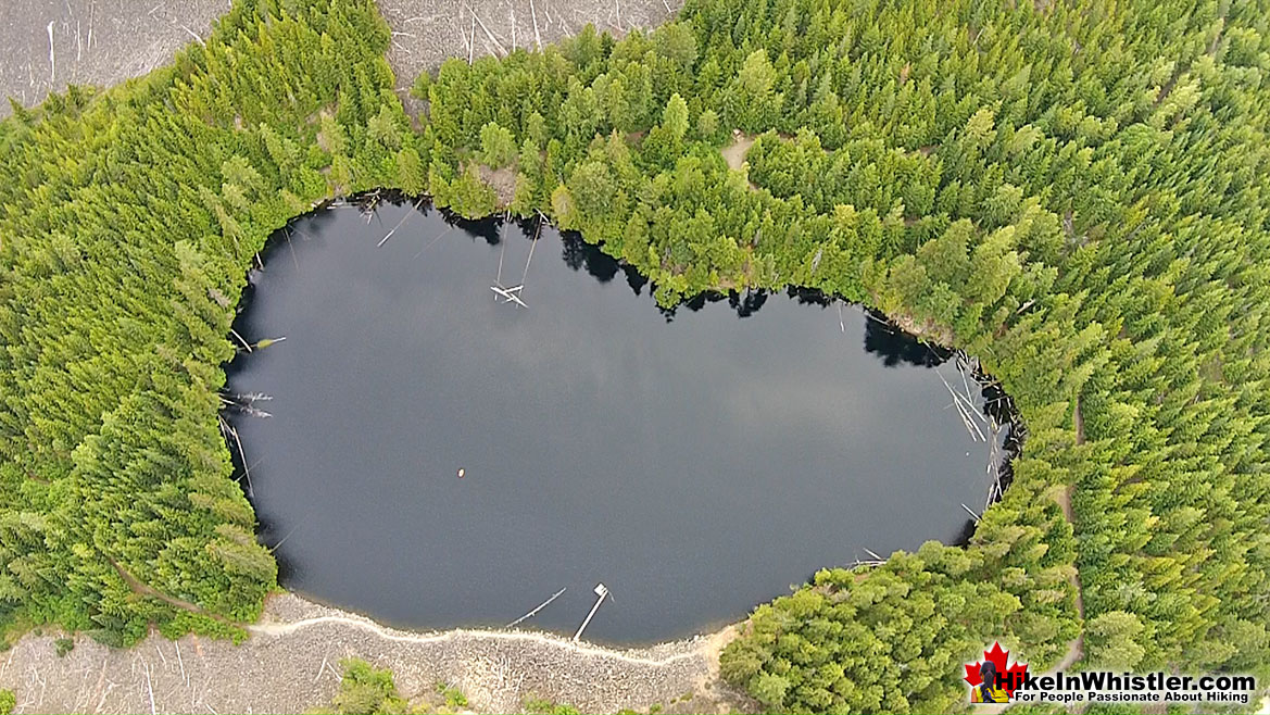 Logger's Lake Aerial View 41
