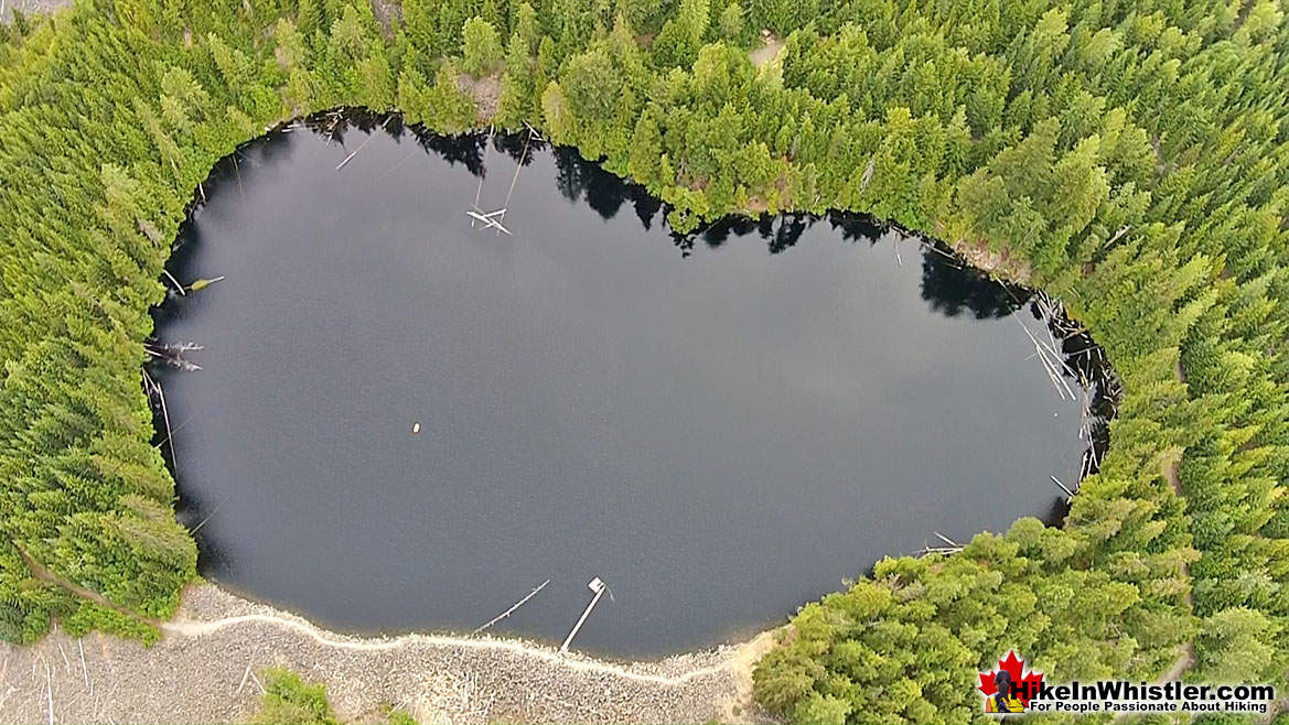 Logger's Lake Aerial View 42