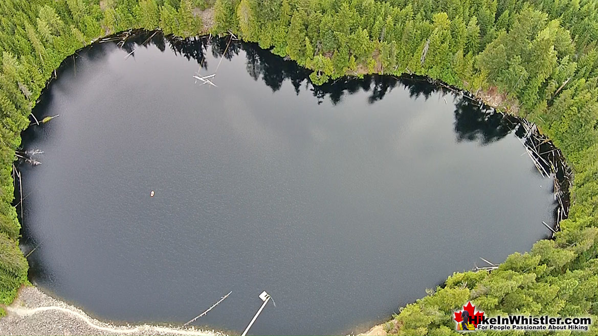 Logger's Lake Aerial View 43