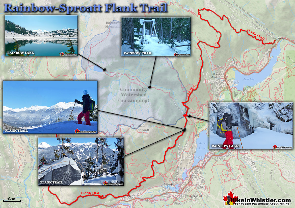 Flank Trail Map Winter V3