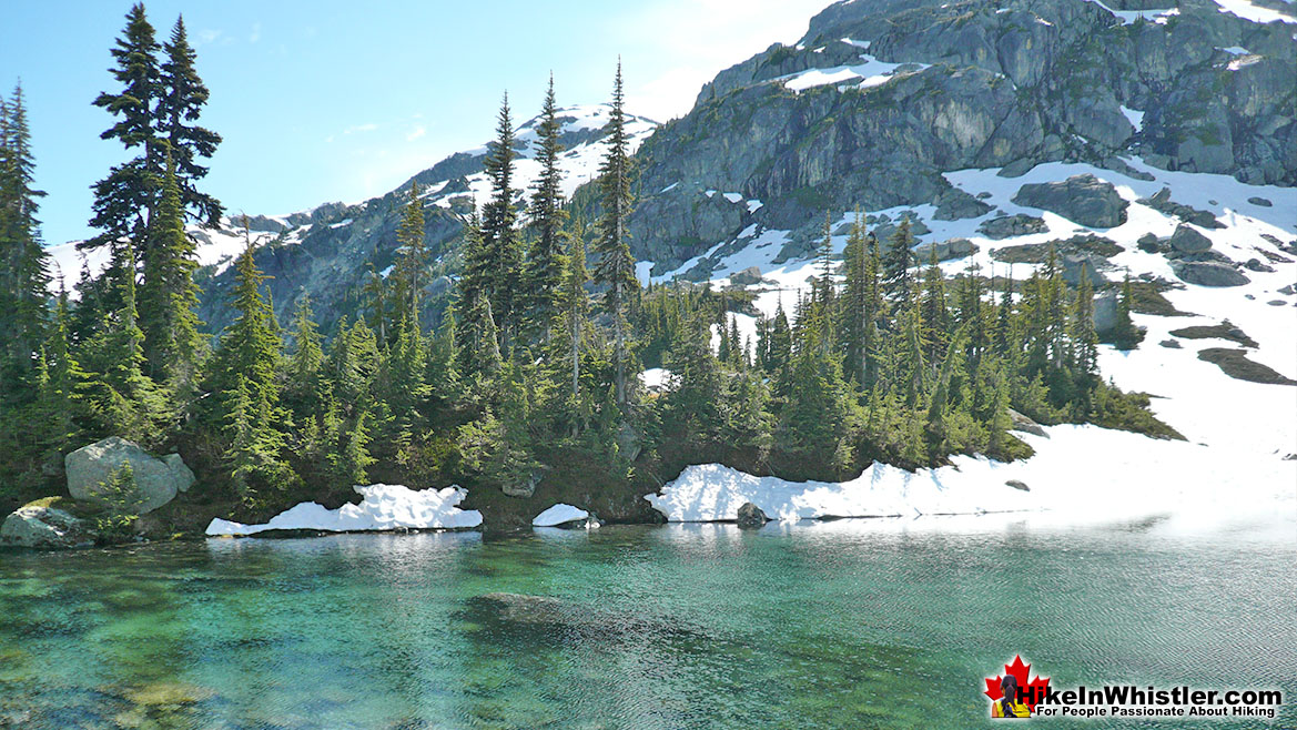 Ring Lake Hike in Whistler
