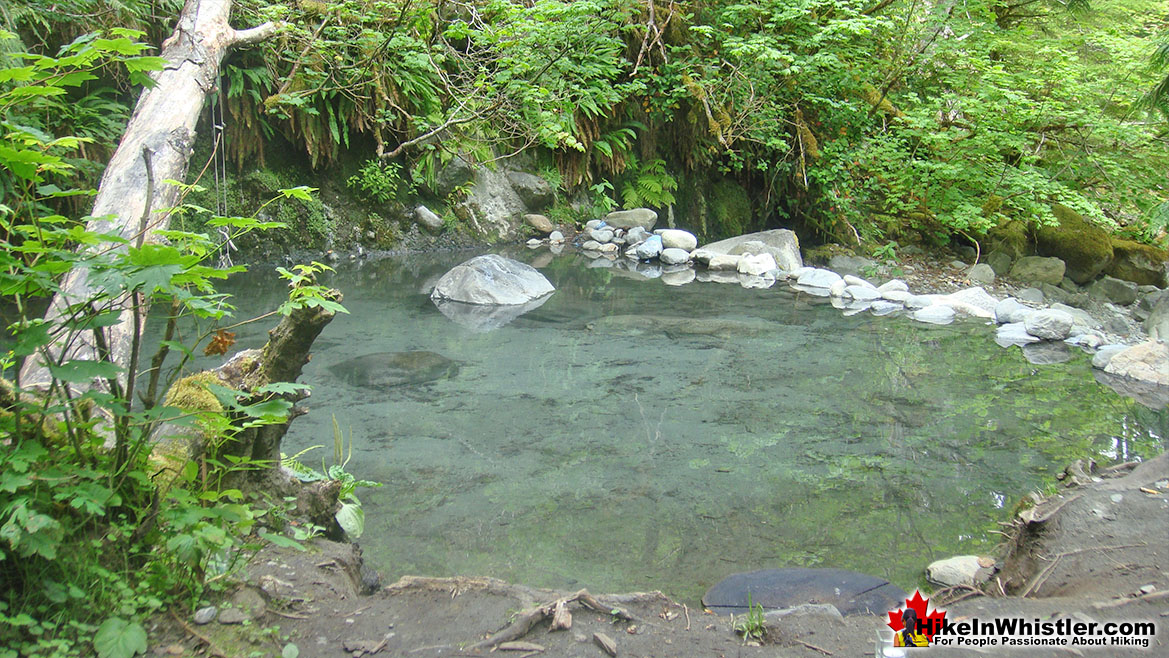 Sloquet Hot Springs