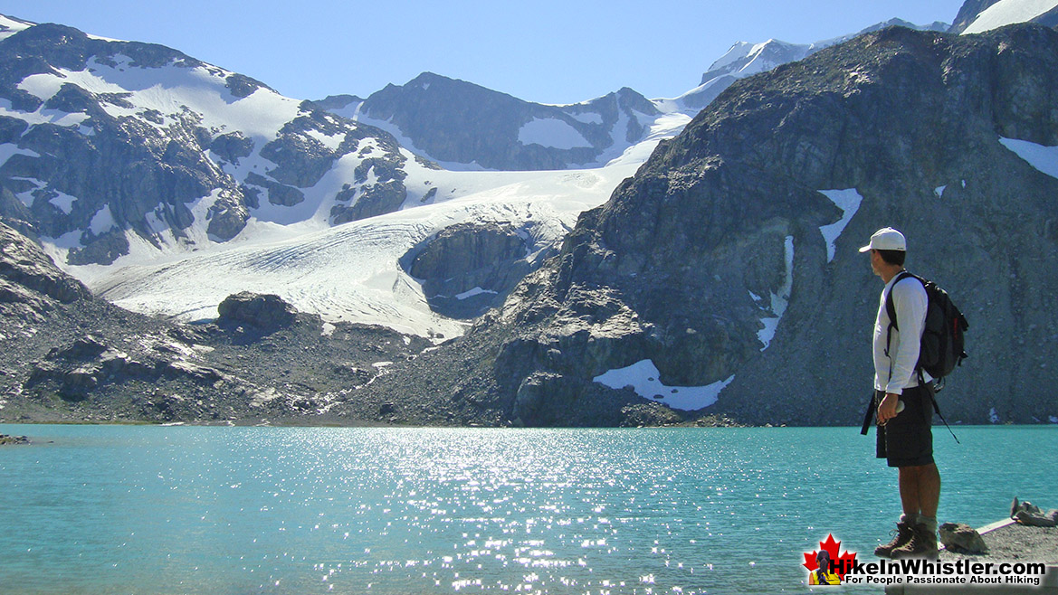 Wedgemount Lake - Hike in Whistler